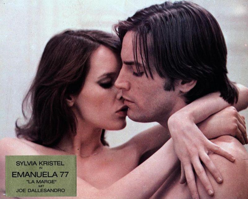 Sylvia Kristel ne Il margine con Joe Dallesandro