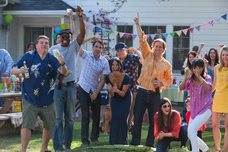 The Babymakers: una scena di gruppo tratta dal film