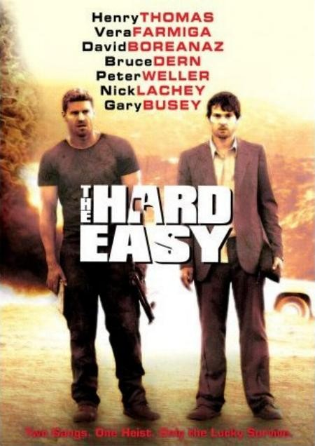 The Hard Easy: la locandina del film