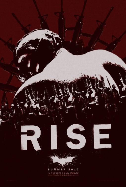 Il cavaliere oscuro - Il ritorno: Nuovo Character Poster per Bane (Tom Hardy)
