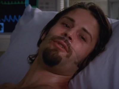 Samuel Ball in una scena dell'episodio Tutto in una notte della serie Dawson's Creek