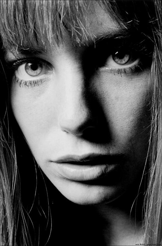 Una foto di Jane Birkin