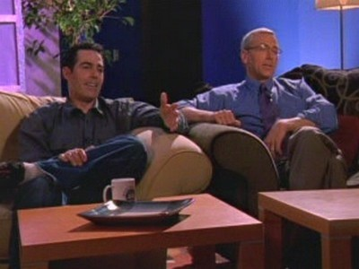 Una scena dell'episodio Serata all'auditorium della serie Dawson's Creek