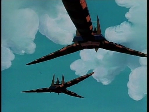 Una scena dell'episodio Il nuovo Nautilus di Nadia - Il mistero della pietra azzurra
