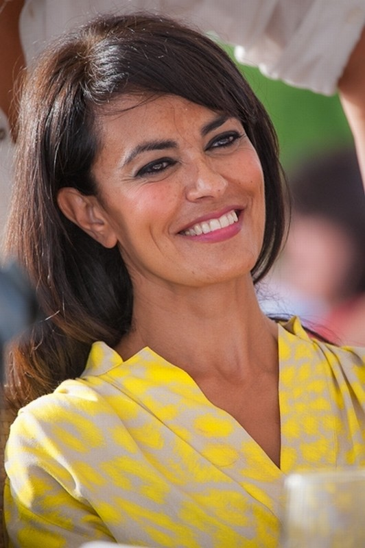 C'è sempre un perché: Maria Grazia Cucinotta, interprete e produttrice del film, in una foto promozionale