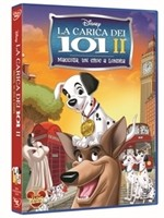 La copertina di La Carica dei 101 II - Macchia, un eroe a Londra (dvd)