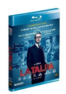La copertina di La talpa (2011) (blu-ray)