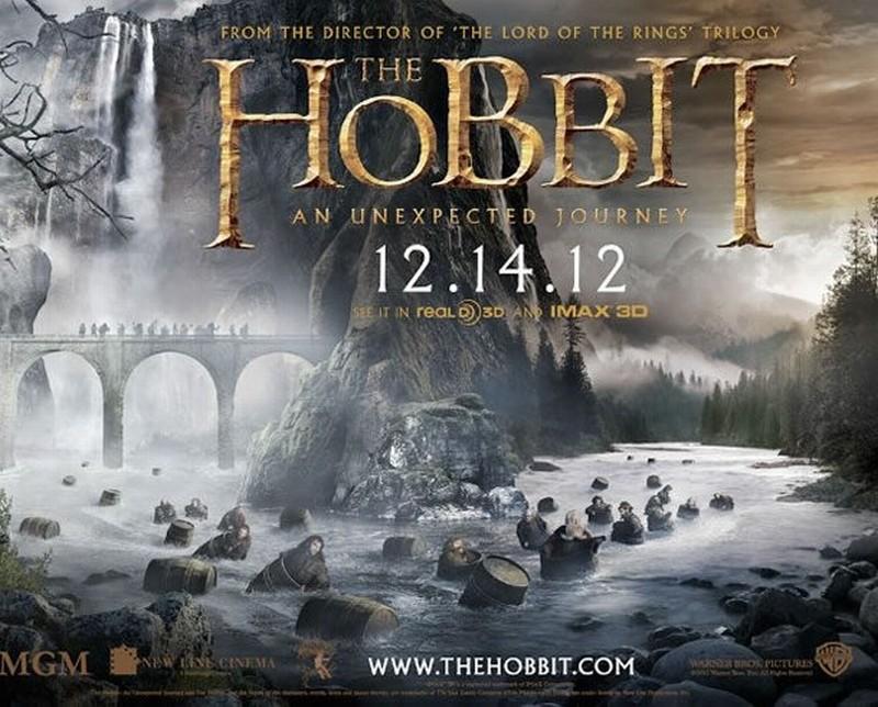 Lo Hobbit - Un viaggio inaspettato: sesta immagine dell'artwork realizzato in occasione del Comic-Con 2012