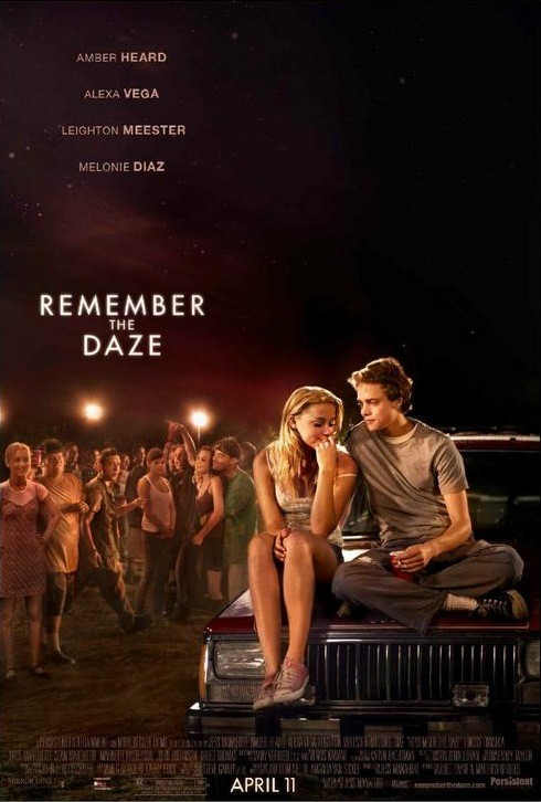 Remember the Daze: la locandina del film