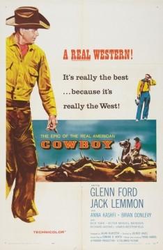 Cowboy: la locandina del film