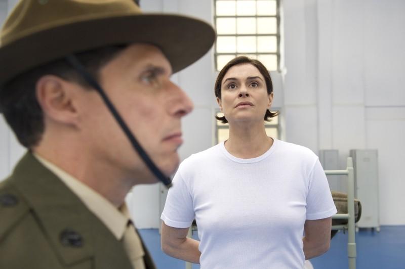 Eva dopo Eva: Raul Cremona in una scena del film con Laura Marinoni