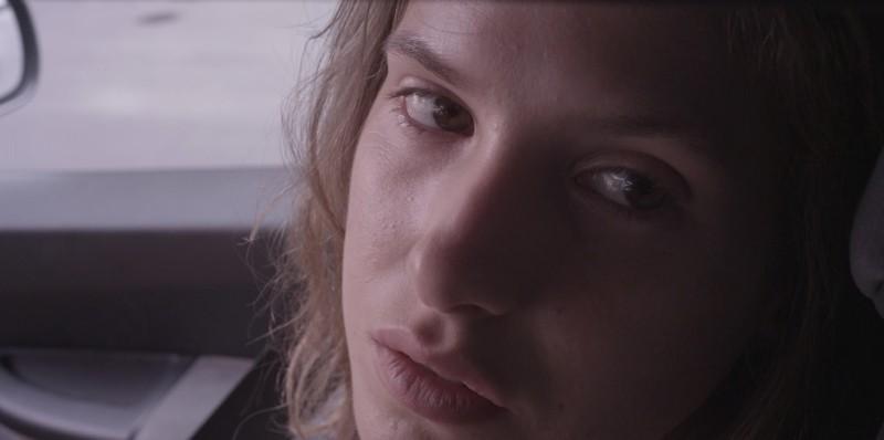 La variabile umana: la giovane Alice Raffaelli in una scena del film