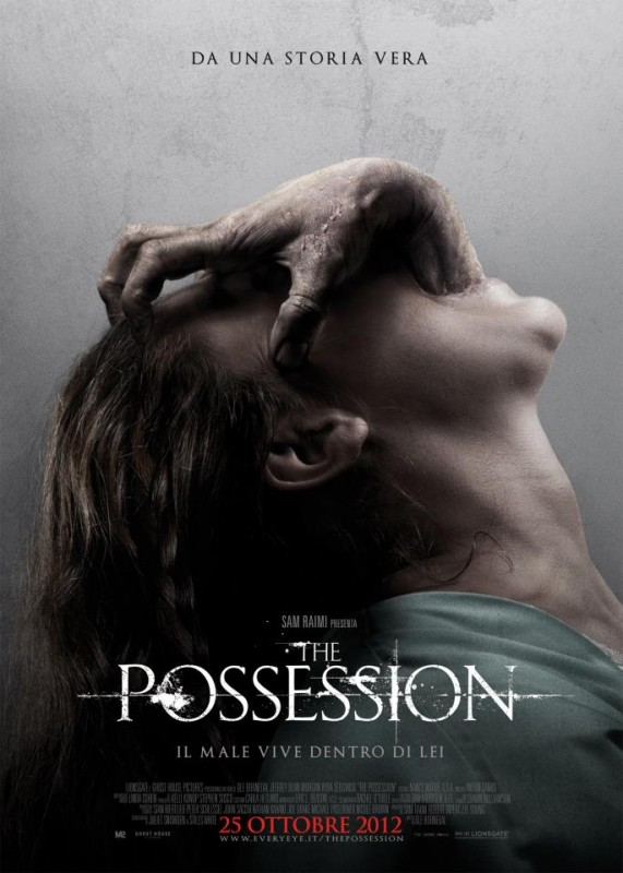 The Possession: il poster italiano del film