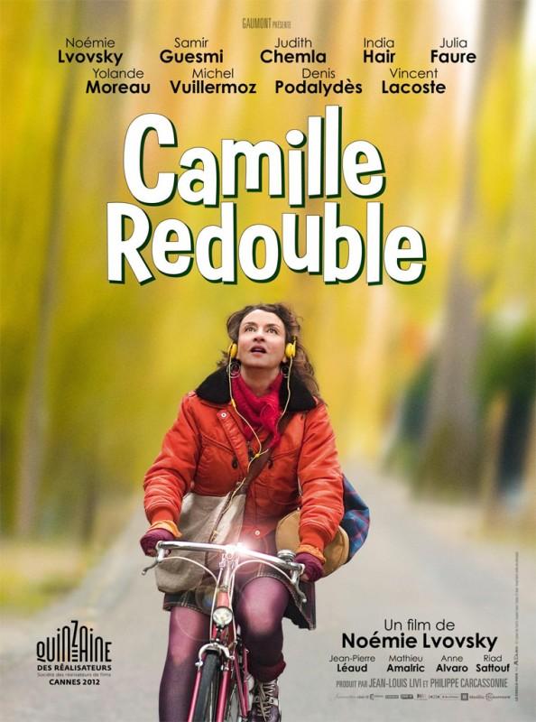 Camille redouble: la locandina originale del film