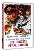 La copertina di 8 dicembre 1941, Tokio ordina: distruggete Pearl Harbor (dvd)