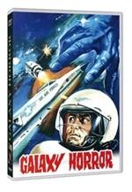 La copertina di Galaxy Horror (dvd)