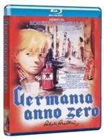 La copertina di Germania anno zero (blu-ray)