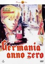 La copertina di Germania anno zero (dvd)