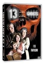 La copertina di I 13 fantasmi (dvd)