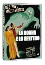 La copertina di La donna e lo spettro (dvd)