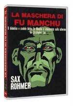 La copertina di La maschera di Fu Manchu (dvd)