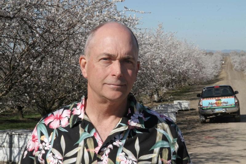More Than Honey: lo studioso di api professor Dr. Randolf Menzel in una scena del documentario