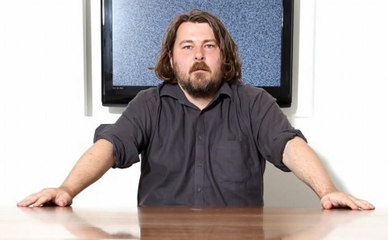 Sightseers: il regista del film Ben Wheatley in una foto promozionale