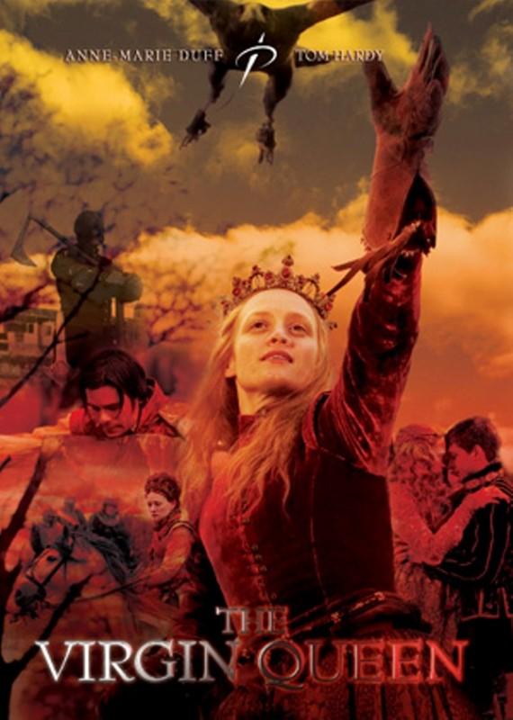 The Virgin Queen: la locandina del film