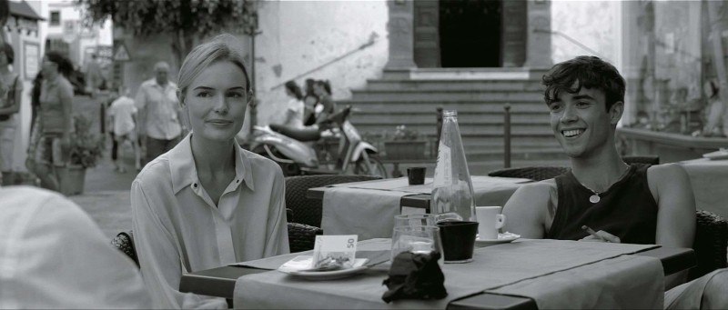 While We Were Here:Kate Bosworth e Jamie Blackley in una scena
