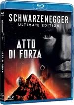 La copertina di Atto di forza - Ultimate Edition (blu-ray)