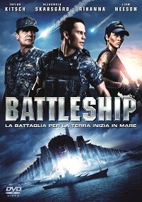 La copertina di Battleship (dvd)