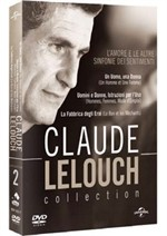 La copertina di Claude Lelouch Collection 2 (dvd)