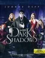 La copertina di Dark Shadows (blu-ray)