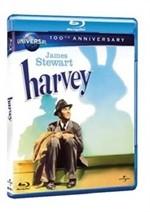 La copertina di Harvey (blu-ray)