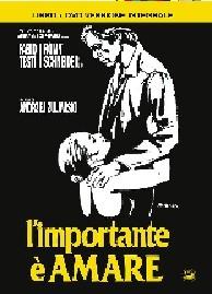 La copertina di L'importante è amare (dvd)