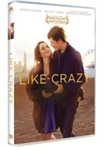 La copertina di Like Crazy (dvd)
