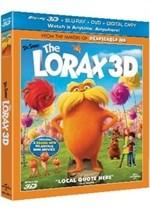 La copertina di Lorax - Il guardiano della foresta 3D (blu-ray)