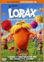La copertina di Lorax - IL guardiano della foresta (dvd)