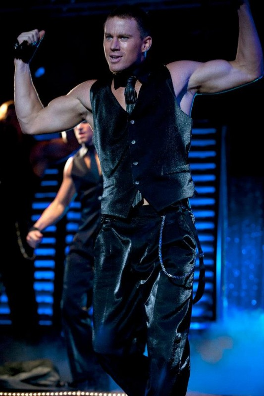 Magic Mike: Channing Tatum si scatena sul palco in una scena del film