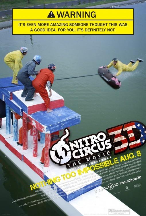 Nitro Circus: The Movie - Poster 1