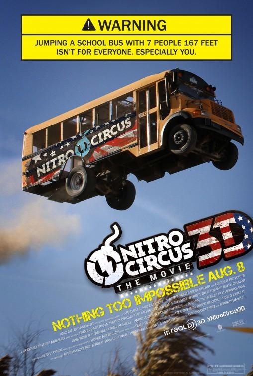Nitro Circus: The Movie - Poster 3
