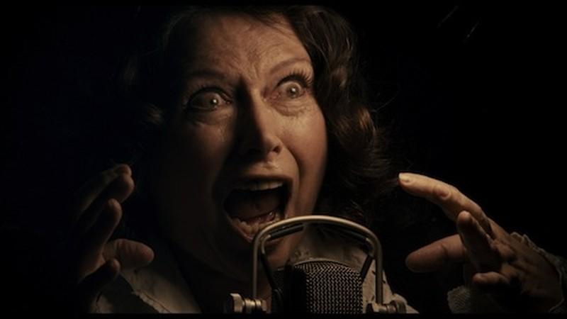 Berberian Sound Studio: Katalin Ladik urla in una spaventosa scena del film