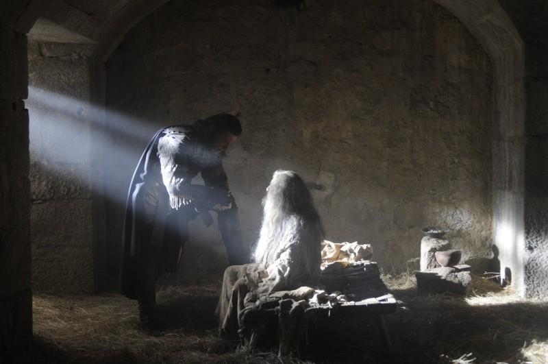 Il cavaliere del Santo Graal: Sergio Peris-Mencheta è il cavaliere del Santo Graal