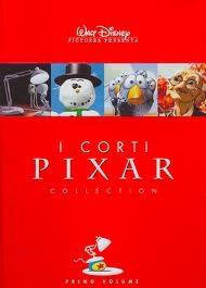 La copertina di I corti Pixar Collection (blu-ray)