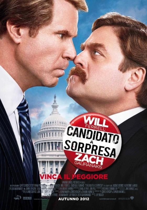 Candidato a sorpresa: una delle locandine italiane del film