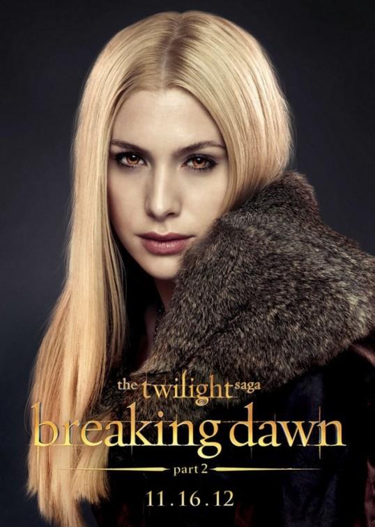 The Twilight Saga: Breaking Dawn - Parte 2: Casey LaBow nel character poster di Kate