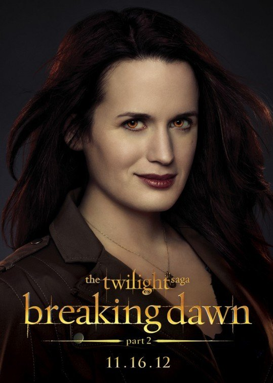The Twilight Saga: Breaking Dawn - Parte 2: Elizabeth Reaser nel character poster di Esme Cullen