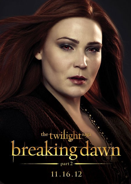The Twilight Saga: Breaking Dawn - Parte 2: Lisa Howard nel character poster di Siobhan