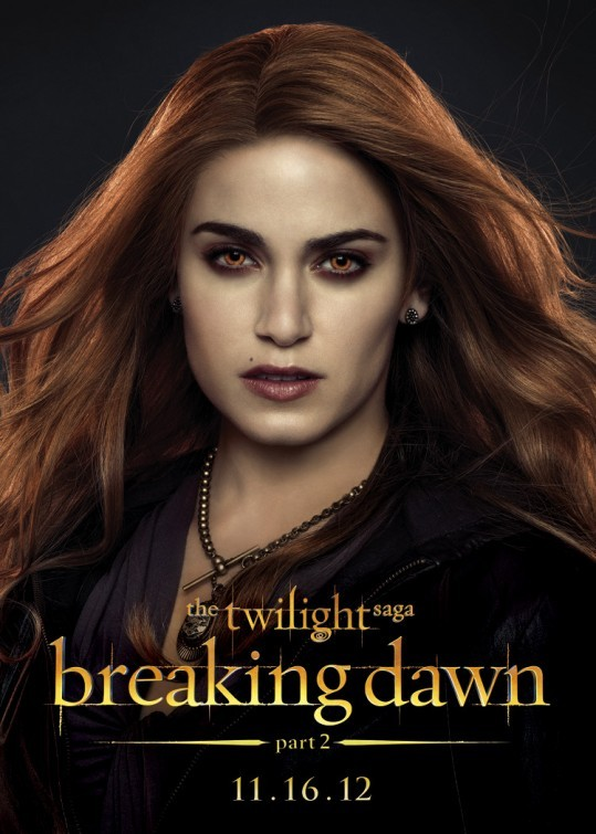 The Twilight Saga: Breaking Dawn - Parte 2: Nikki Reed nel character poster di Rosalie Hale
