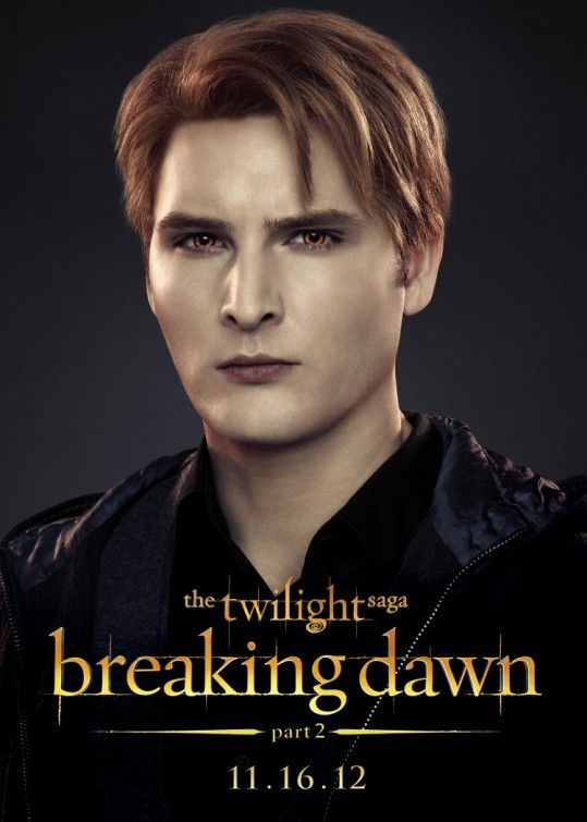 The Twilight Saga: Breaking Dawn - Parte 2: Peter Facinelli nel character poster di Carlisle Cullen